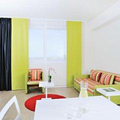 Отель Harry's Home Hotel München Германия, Мюнхен - 1 отзыв об отеле, цены и фото номеров - забронировать отель Harry's Home Hotel München онлайн комната для гостей фото 13