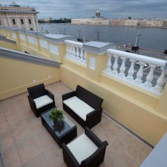 Гостиница Trezzini Palace 5* Люкс повышенной комфортности с различными типами кроватей фото 17