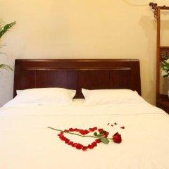 Beijing Yue Bin Ge Courtyard Hotel 3* Номер Делюкс с различными типами кроватей фото 4