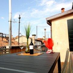 Отель Terrazza Rialto Италия, Венеция - отзывы, цены и фото номеров - забронировать отель Terrazza Rialto онлайн балкон