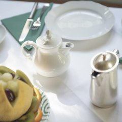 Отель Schlicker - Zum Goldenen Löwen Мюнхен питание фото 3