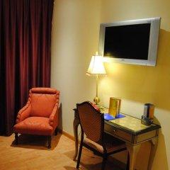 Отель Reina Cristina 3* Номер Делюкс с различными типами кроватей фото 9