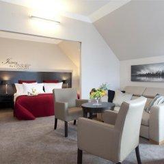 Отель Comm Hotel Польша, Познань - отзывы, цены и фото номеров - забронировать отель Comm Hotel онлайн комната для гостей
