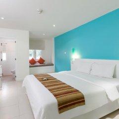 Отель Tuana The Phulin Resort 3* Улучшенный номер с двуспальной кроватью фото 6