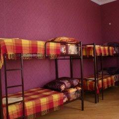 Хостел Кутузова 30 Кровать в общем номере с двухъярусной кроватью фото 19