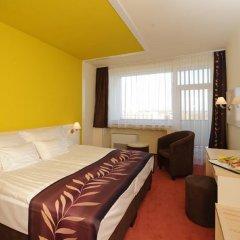Hunguest Hotel Béke 4* Стандартный номер с двуспальной кроватью фото 4