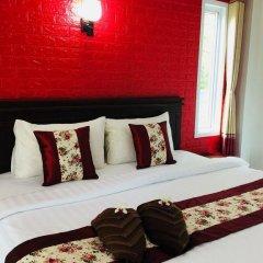 Отель Hatzanda Lanta Resort 3* Улучшенный номер фото 5