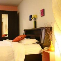 Pattaya 7 Hostel Стандартный номер с разными типами кроватей фото 5
