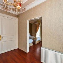 Enderun Hotel Istanbul 4* Стандартный семейный номер с двуспальной кроватью фото 6
