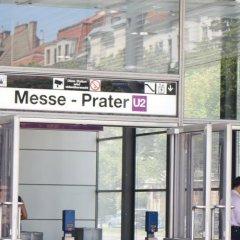 Апартаменты GoVienna Messe Wien Apartment парковка