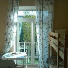Гостиница Localhostel Кровать в общем номере с двухъярусной кроватью фото 18