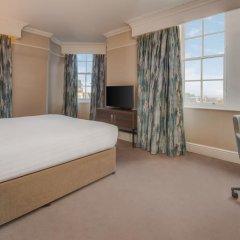 Отель Hilton Edinburgh Carlton 4* Люкс с разными типами кроватей фото 2