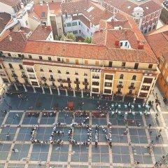 Отель El Peralón de León балкон