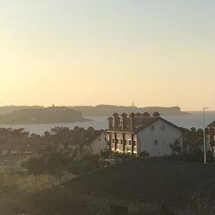 Отель Hostal La Concha балкон