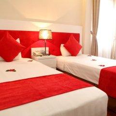 Hanoi Amanda Hotel 3* Улучшенный номер с различными типами кроватей фото 2