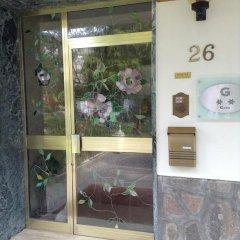 Отель Villa Sabine Меран интерьер отеля