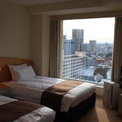 Отель Shinagawa Prince 4* Стандартный номер фото 10