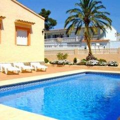 Отель Calpe Villas Privadas con Piscina 3000 бассейн фото 3