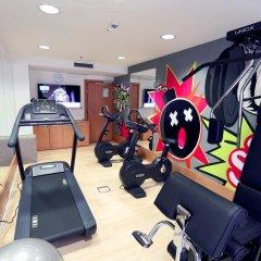 Отель Holiday Inn Express Belgrade - City фитнесс-зал