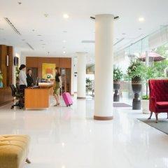Отель At Ease Saladaeng интерьер отеля фото 2