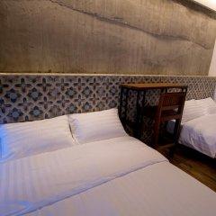 Отель Glur Bangkok Стандартный номер разные типы кроватей (общая ванная комната) фото 17