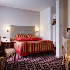 Отель Hôtel Axotel Lyon Perrache 3* Номер Комфорт с различными типами кроватей фото 3