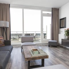 Poort Beach Hotel Apartments Bloemendaal 3* Апартаменты с различными типами кроватей фото 6