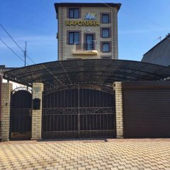 Гостиница Karolina Guest House в Анапе отзывы, цены и фото номеров - забронировать гостиницу Karolina Guest House онлайн Анапа парковка
