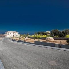 Отель Akefalou Sea View Villa Кипр, Протарас - отзывы, цены и фото номеров - забронировать отель Akefalou Sea View Villa онлайн пляж фото 2