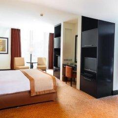 Отель Holiday Inn Dubai - Al Barsha 4* Представительский номер с различными типами кроватей фото 3
