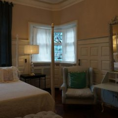 Отель Frederiksberg Mansion B&b Фредериксберг комната для гостей фото 5