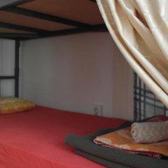 Time Hostel Кровать в общем номере с двухъярусной кроватью фото 16