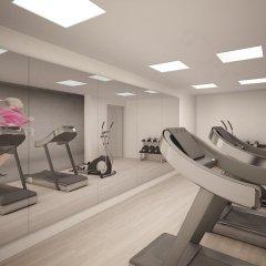 Q Hotel Plus Katowice фитнесс-зал фото 2