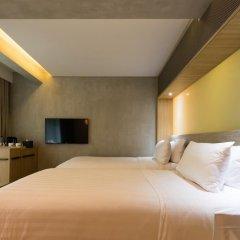 Отель Ad Lib 4* Стандартный номер с различными типами кроватей фото 18