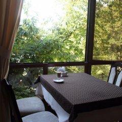 Гостевой дом Кастана Красная Поляна балкон