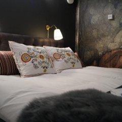 Отель Hotell Skeppsbron 2* Стандартный номер с двуспальной кроватью (общая ванная комната) фото 5