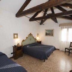 Hotel Pensione Guerrato Стандартный номер с различными типами кроватей фото 4