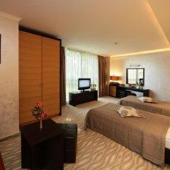 Efbet Hotel 3* Номер Делюкс с разными типами кроватей фото 5