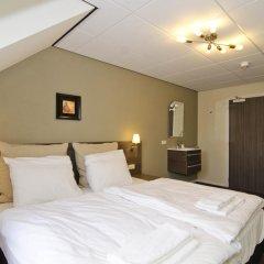 Hotel Asselt 3* Номер с общей ванной комнатой с различными типами кроватей (общая ванная комната) фото 4