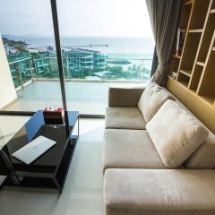 Отель Casalunar Paradiso Condo By Kt Таиланд, Чонбури - отзывы, цены и фото номеров - забронировать отель Casalunar Paradiso Condo By Kt онлайн комната для гостей фото 5