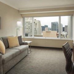 Отель Hilton San Francisco Union Square 4* Люкс с различными типами кроватей фото 2
