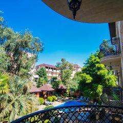 Гостиница Касабланка балкон