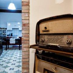 Отель B&B Dimora del Conte Пьяцца-Армерина удобства в номере фото 2