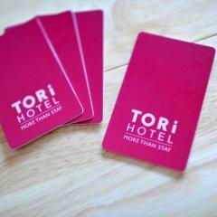 Tori Hotel 2* Стандартный номер с двуспальной кроватью фото 7
