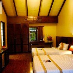 Отель Hoi An Phu Quoc Resort 3* Улучшенный номер с различными типами кроватей