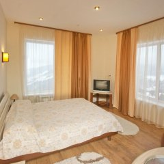 База отдыха Камянка комната для гостей фото 5