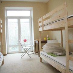 Гостиница Localhostel Кровать в общем номере с двухъярусной кроватью фото 7