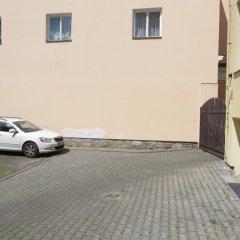 Отель Villa Karlstein парковка