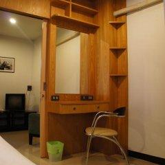 Отель Ratchadamnoen Residence 3* Улучшенные апартаменты с двуспальной кроватью фото 15