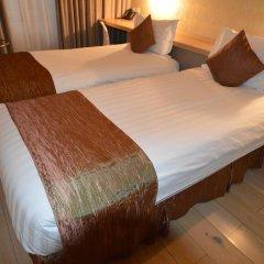 Отель Amosa Liège 3* Стандартный номер с различными типами кроватей